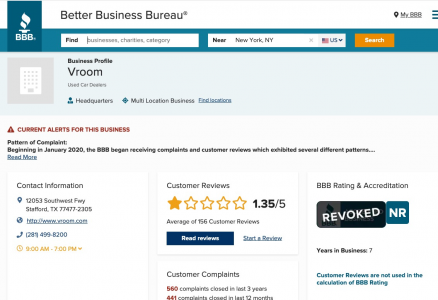 Vroom  Better Business Bureau® Profile 2021-01-28 at 6.39.35 PM.png